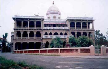 The New palace (Present Collectorate building), Pudukkottai
